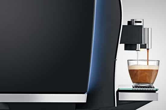 Jura Z8 Aluminium koffie - coffeeboon