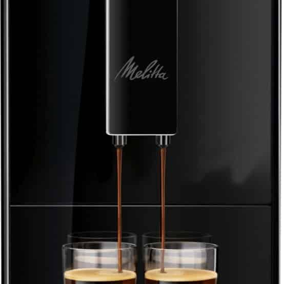 Melitta Caffeo Solo koffie koffiezetapparaat- coffeboon