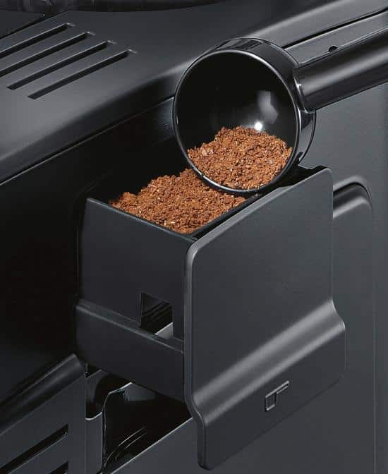 Siemens EQ 6 bonen - coffeboon