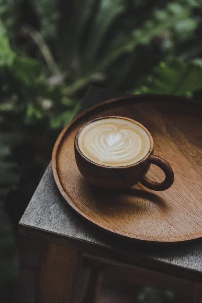 Fysieke warmte & koffie