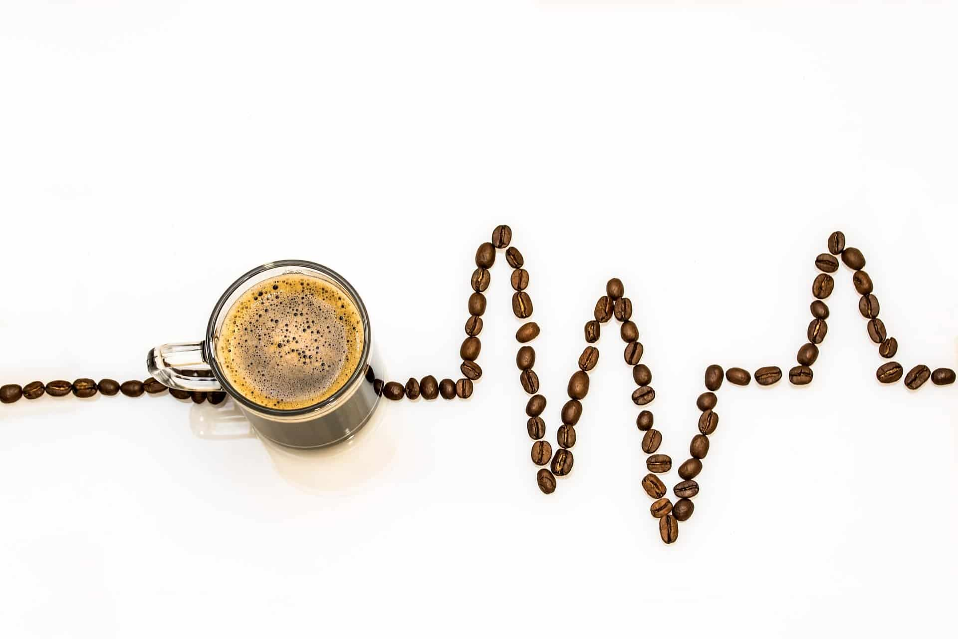 Positieve effecten van koffie